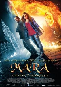 Plakat Mara und der Feuerbringer