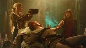Sigyn, Loki und Mara (Szenenbild)